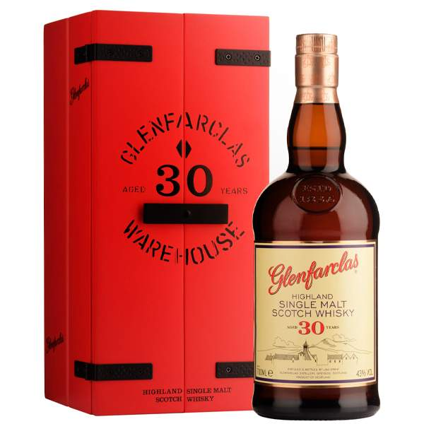 Glenfarclas 30 ani 70cl