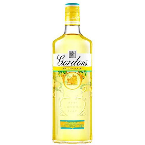 Gordon's Sicilian Lemon 70cl