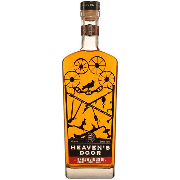 Heaven's Door Tennessee Bourbon 70cl
