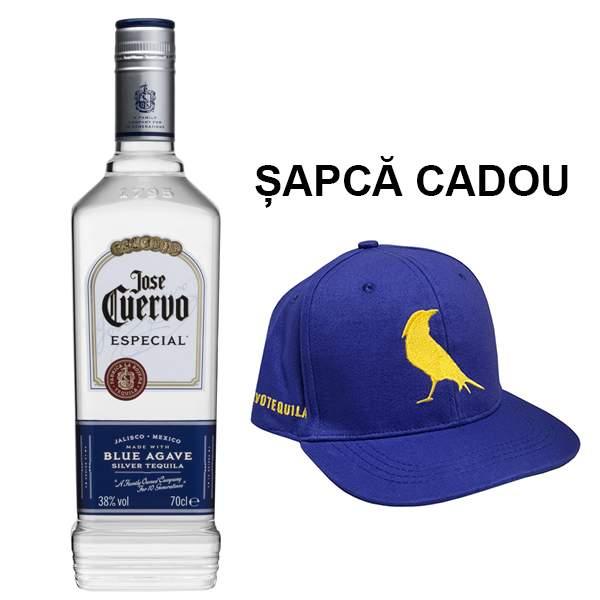 Jose Cuervo Blue Agave 0.7L & Sapca Cadou