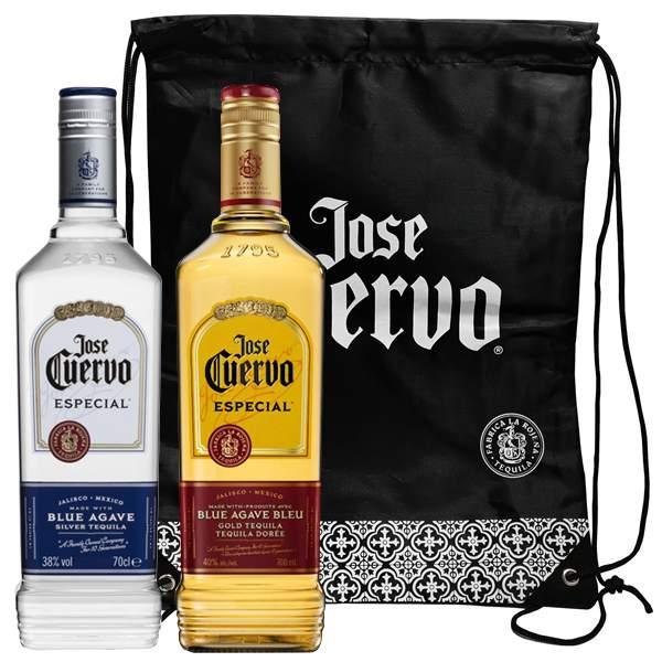 Jose Cuervo Mix 2 x 0.7L & Gift Bag