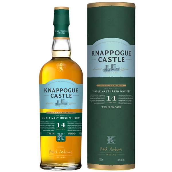 Knappogue Castle 14 ani 70cl