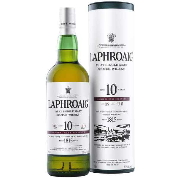 Laphroaig 10 ani 70cl