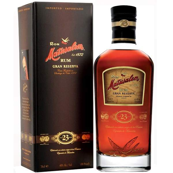 Matusalem Rum 23 ani 70cl