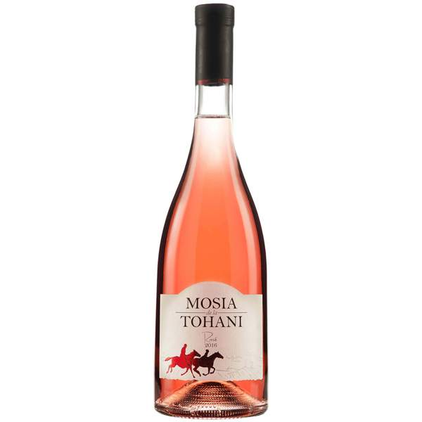 Mosia de la Tohani Rose 75cl