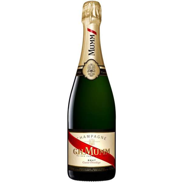 G.H. Mumm Brut Cordon Rouge Gift Box 75cl
