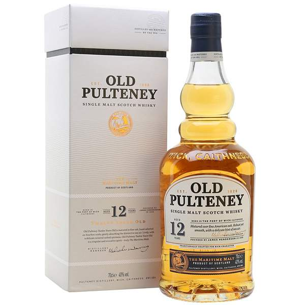 Old Pulteney 12 ani 70cl