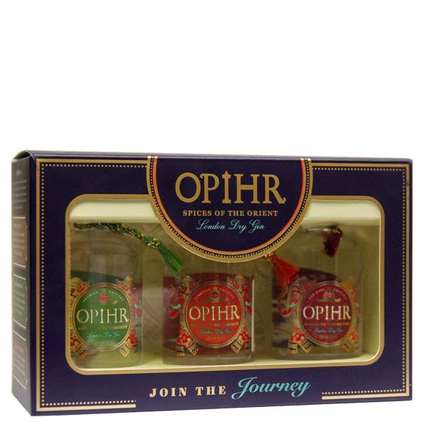 Opihr Oriental Mix 3 x 5cl