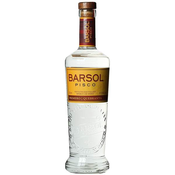 Pisco Barsol Quebranta 70cl