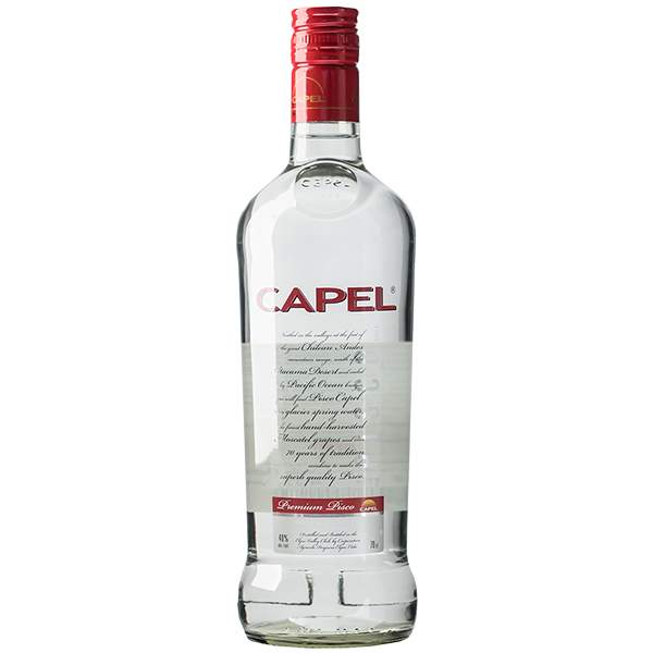 Pisco Capel Premium 70cl