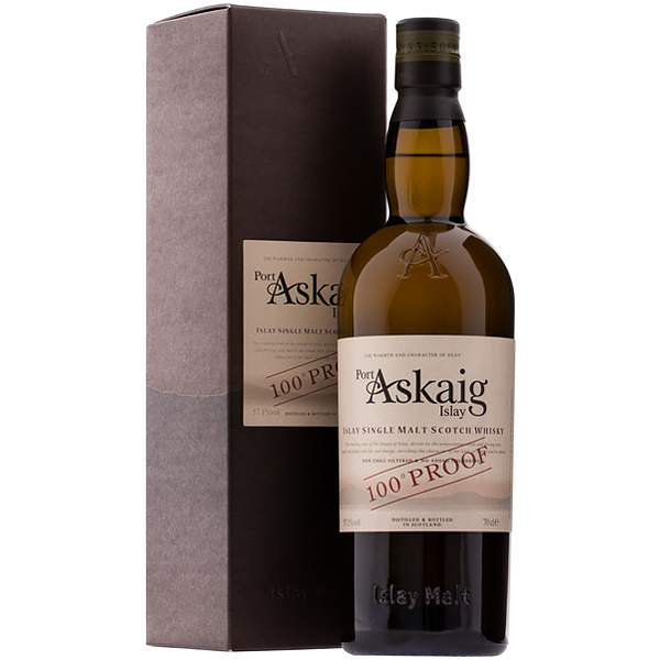 Port Askaig 100 Proof 0.7L