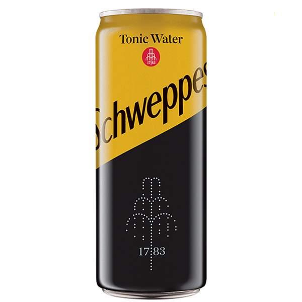Schweppes Kinley Tonic Doza 0.33L