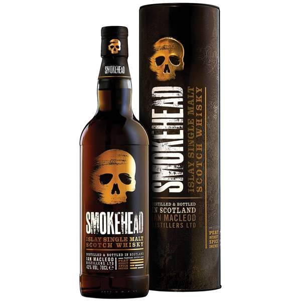 Smokehead Ian Macleod 70cl