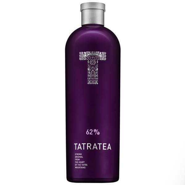 Tatratea Forest Fruit 62% 70cl