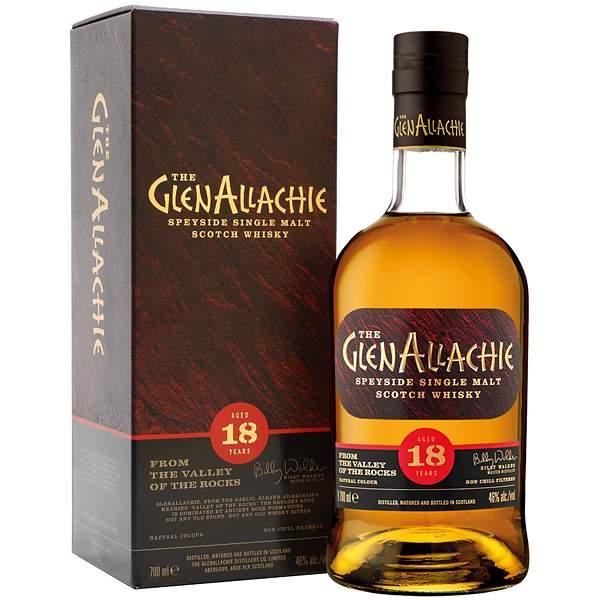 The GlenAllachie 18 ani 70cl