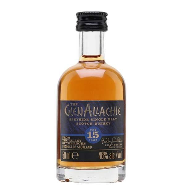 The GlenAllachie 15 ani 5cl