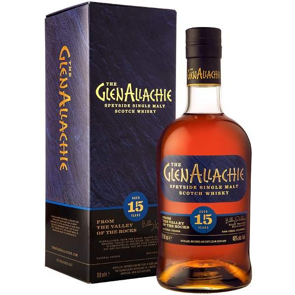 The GlenAllachie 15 ani 70cl