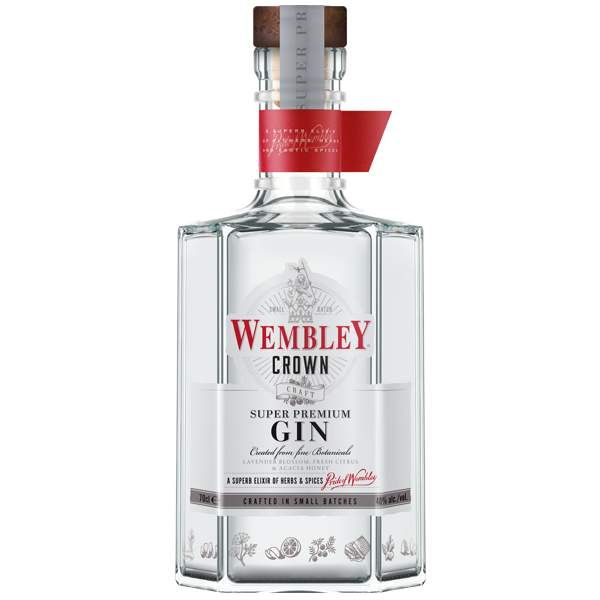 Wembley Crown Super Premium Gin 70cl