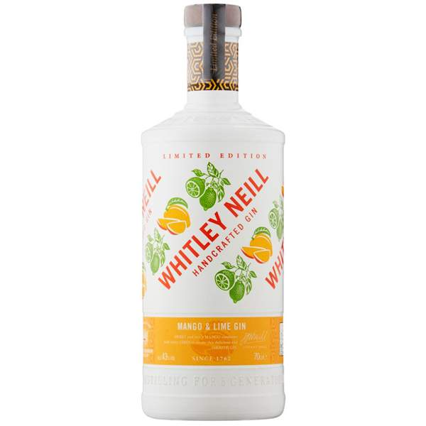 Whitley Neill Mango & Lime 0.7L