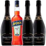 Aperol Four Pack