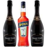 Aperol Trio Pack 3 x 0.75L