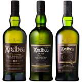 Ardbeg Trio Pack 3 x 70cl