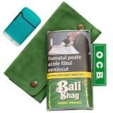Bali Shag Green Virginia 40 Gr + Portofel & Foite OCB