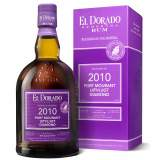 El Dorado Port Mourant 2010 Uitvlugt Diamond 70cl