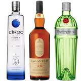 Exclusiv Trio Pack 3 x 70cl