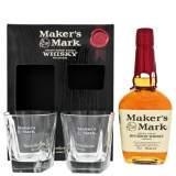 Maker's Mark Gift Set 70cl