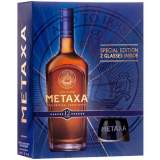 Metaxa 12* Special Reserve Gift Box 70cl